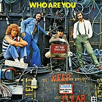Обложка альбома «Who Are You» (The Who, 1996)