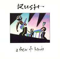 Обложка альбома «A Show Of Hands» (Rush, 1997)