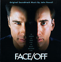 Обложка альбома «Face/Off. Original Sountrack. Music By John Powell» (John Powell, 2006)