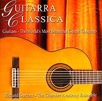Обложка альбома «Guitarra Classica» (Richard Durrant, 2001)