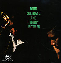Обложка альбома «John Coltrane & Johnny Hartman. Coltrane And Hartman» (John Coltrane, Johnny Hartman, 2005)