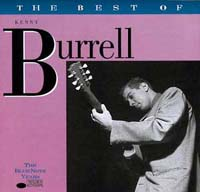 Обложка альбома «Best Of Kenny Burrell» (Kenny Burrell, ????)