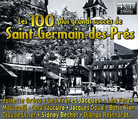 Обложка альбома «Les 100 Plus Grands Succes De Saint-Germain-Des-Pres» (2006)