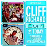 Обложка альбома «21 Today/32 Minutes 17 Seconds With Cliff Richard» (Cliff Richard, ????)