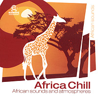 Обложка альбома «Africa Chill. African Sounds And Atmospheres» (2005)