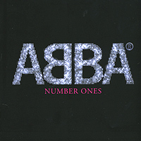 Обложка альбома «Number Ones» (ABBA, 2006)