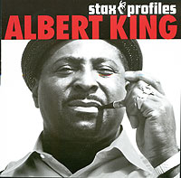 Обложка альбома «Stax Profiles. Albert King» (Albert King, 2006)
