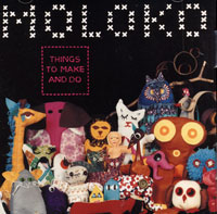 Обложка альбома «Things To Make And Do» (Moloko, 2004)