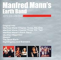 Обложка альбома «CD 1» (Manfred Mann's Earth Band, 2003)