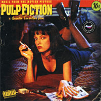 Обложка альбома «Pulp Fiction: Music From The Motion Picture» (2002)
