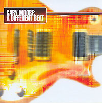 Обложка альбома «A Different Beat» (Gary Moore, 1999)