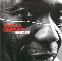 Обложка альбома «And The Blacks Unlimited. Rise Up» (Thomas Mapfumo, 2006)