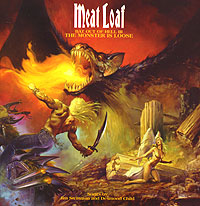 Обложка альбома «Bat Out Of Hell 3. The Monster Is Loose» (Meat Loaf, 2006)