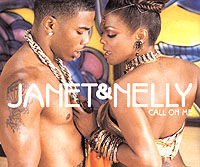 Обложка альбома «Call On Me» (Janet & Nelly, 2006)