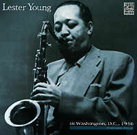 Обложка альбома «In Washington, D.C., 1956. Vol.4» (Lester Young, 1987)