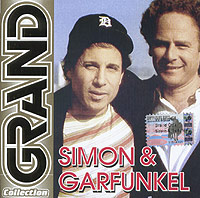 Обложка альбома «Grand Collection. Simon & Garfunkel» (Simon & Garfunkel, 2004)