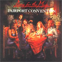 Обложка альбома «Rising For The Moon» (Fairport Convention, 2006)