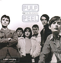 Обложка альбома «The Peel Sessions» (Pulp, 2006)