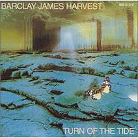 Обложка альбома «Turn Of The Tide» (Barclay James Harvest, 2006)
