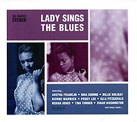 Обложка альбома «Lady Sings The Blues» (2002)