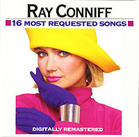 Обложка альбома «f. 16 Most Requested Songs» (Ray Connif, 1986)