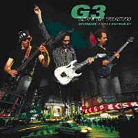 Обложка альбома «G3 Live In Tokyo» (G3, 2005)