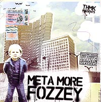 Обложка альбома «THMK Presents Meta More Fozzey» (Fozzey, «THMK», 2004)