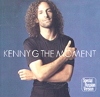 Обложка альбома «The Moment» (Kenny G, 2005)