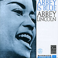 Обложка альбома «Abbey Is Blue» (Abbey Lincoln, 1987)
