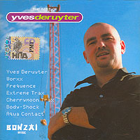 Обложка альбома «Bonzai. The Best Of Yves Deruyter» (Yves Deruyter, 2005)