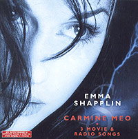 Обложка альбома «Carmine Meo + 3 Movie & Radio Songs» (Emma Shapplin, 1999)