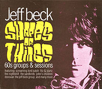 Обложка альбома «Shapes Of Things. 60s Groups & Things» (Jeff Beck, 2003)