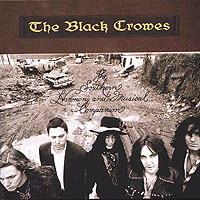 Обложка альбома «The Southern Harmony And Musical Companion» (The Black Crowes, 1992)