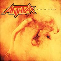 Обложка альбома «The Collection» (Anthrax, 2003)