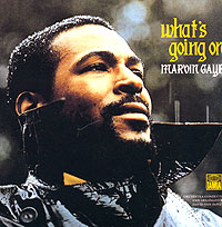 Обложка альбома «What's Going On» (Marvin Gaye, 2002)