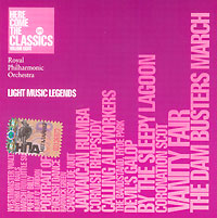 Обложка альбома «Here Come The Classics. Vol. 8» (Royal Philharmonic Orchestra, 2003)