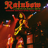 Обложка альбома «Live In Munich 1977» (Rainbow, 2006)