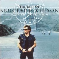 Обложка альбома «The Best Of Bruce Dickinson» (Bruce Dickinson, 2004)
