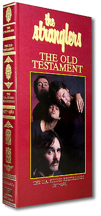 Обложка альбома «The Old Testament» (The Stranglers, 2006)