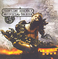 Обложка альбома «Artificial Soldier» (Front Line Assembly, 2006)