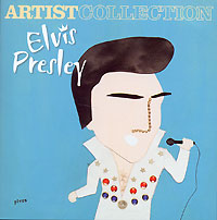 Обложка альбома «Artist Collection» (Elvis Presley, 2004)