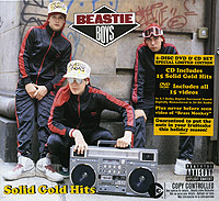 Обложка альбома «Solid Gold Hits» (Beastie Boys, 2004)