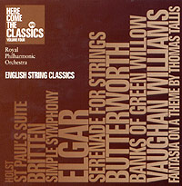 Обложка альбома «Here Come The Classics. Vol. 4» (Royal Philharmonic Orchestra, 2002)