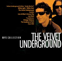 Обложка альбома «MP3 Collection» (The Velvet Underground, 2003)