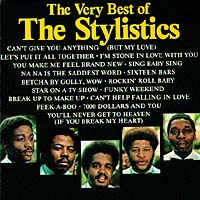 Обложка альбома «The Best Of The Stylistics» (The Stylistics, 1990)