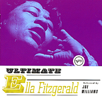 Обложка альбома «The Ultimate Ella Fitzgerald» (Ella Fitzgerald, 1997)