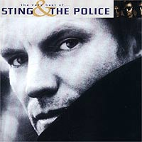 Обложка альбома «The Very Best Of» (Sting And The Police, 2002)