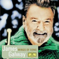 Обложка альбома «Wings Of Song» (James Galway, 2006)