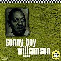 Обложка альбома «His Best» (Sonny Boy Williamson, 1997)