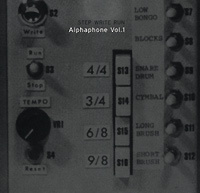 Обложка альбома «Step Write Run. Alphaphone. Vol.1» (1996)